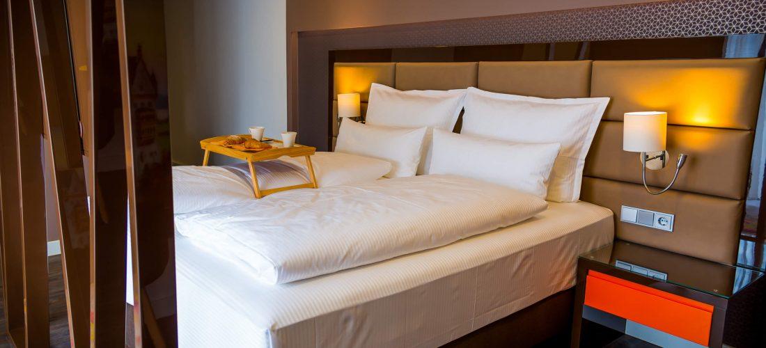 Hotel-Boardinghouse-Kreis-Residenz-Muenchen Doppelzimmer Suite