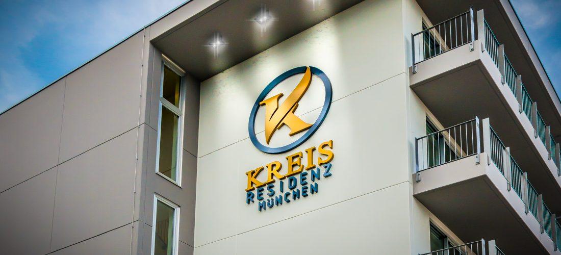 Hotel-Boardinghouse-Kreis-Residenz-Muenchen Hausansicht