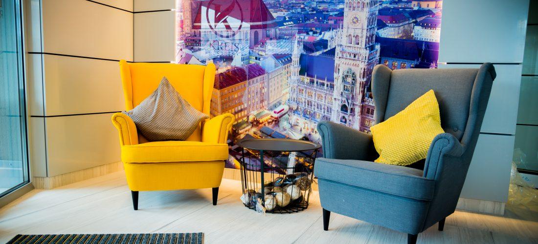 Hotel-Boardinghouse-Kreis-Residenz-Muenchen Reception