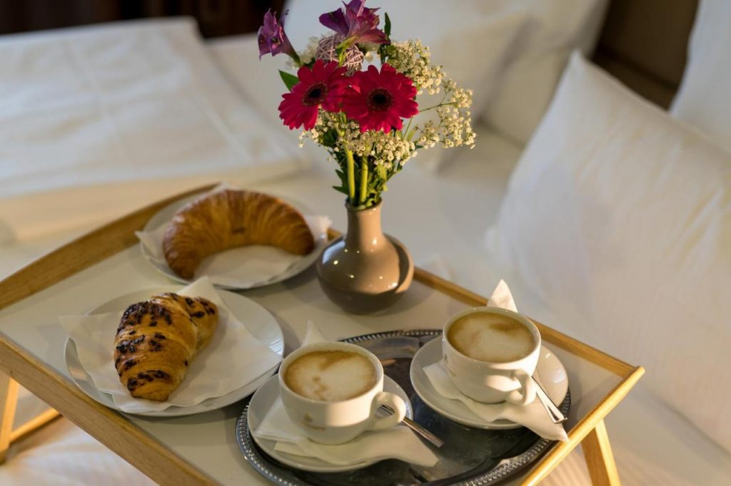 Special room breakfast hotel Munich