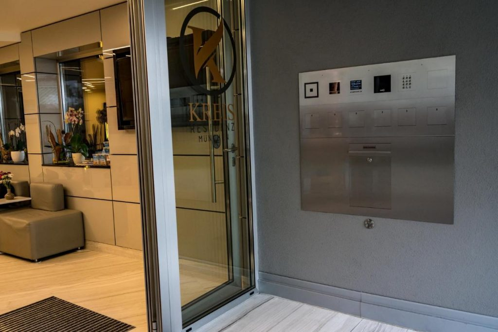 automated check-in Kreis Residenz
