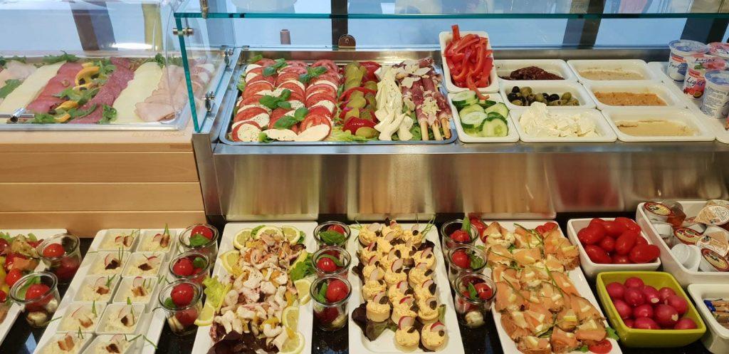 Delicious breakfast offer hotel Munchen
