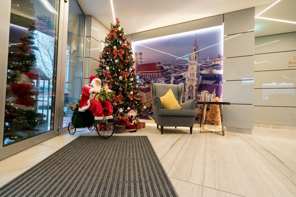 Christmas hotel offers Germany