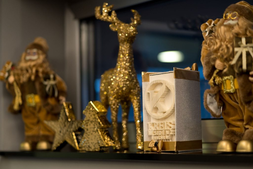 Christmas souvenirs Munich Kreis Residenz