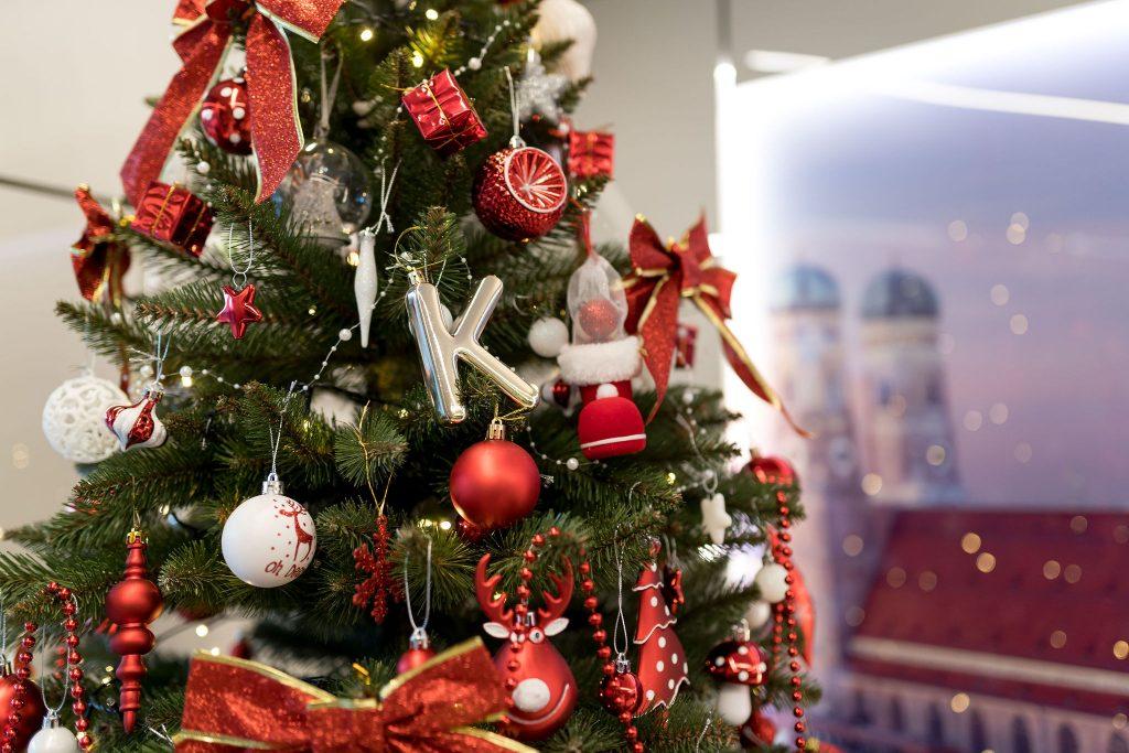 Christmas in Munich Kreis Residenz