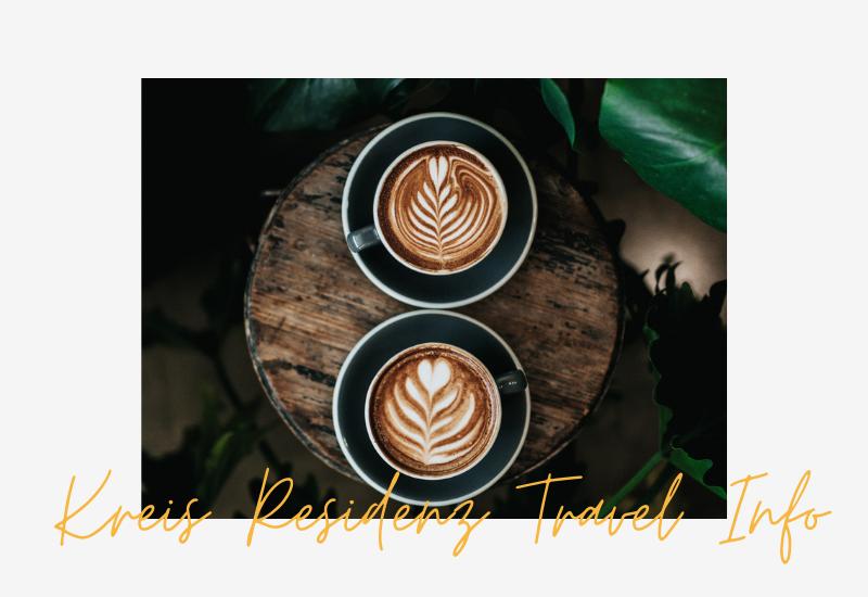 Kreis Residenz- morining coffee -Munchen