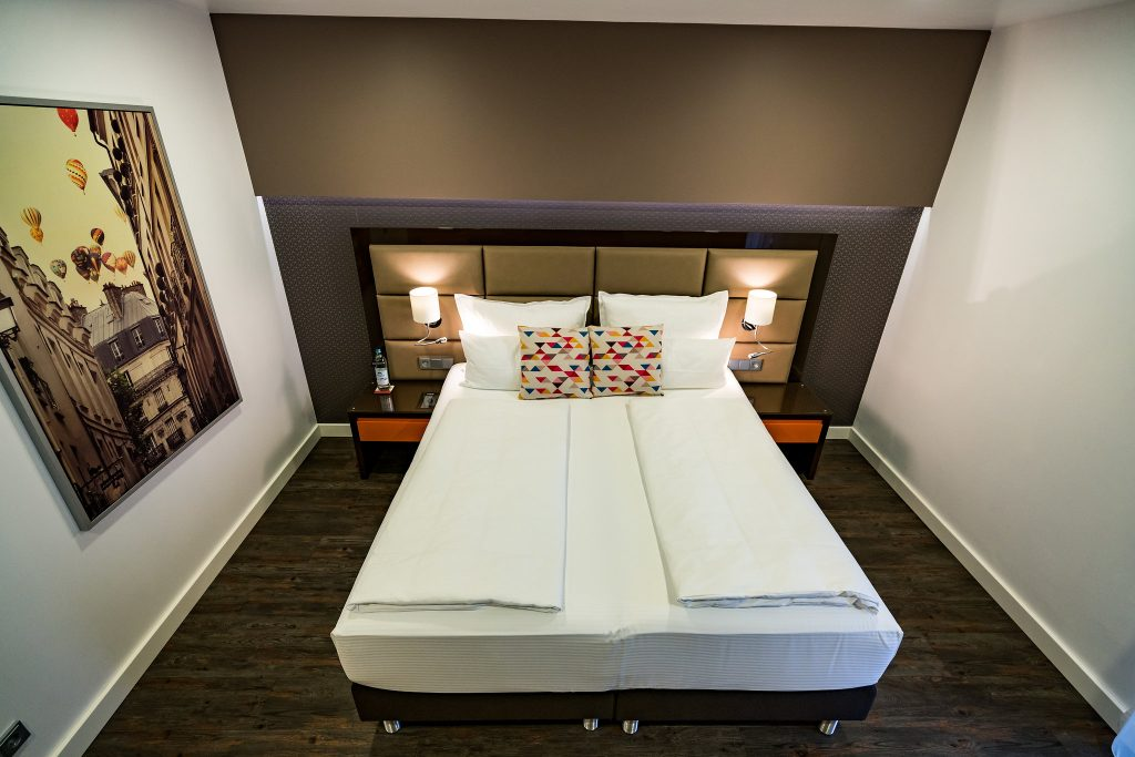 Superior Room with Comfortable Mattresses